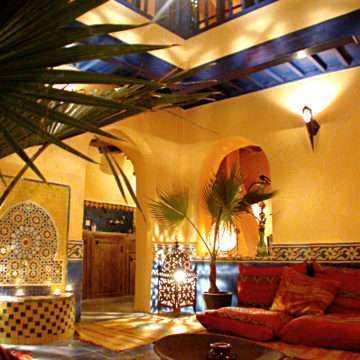 Riad en la Medina
