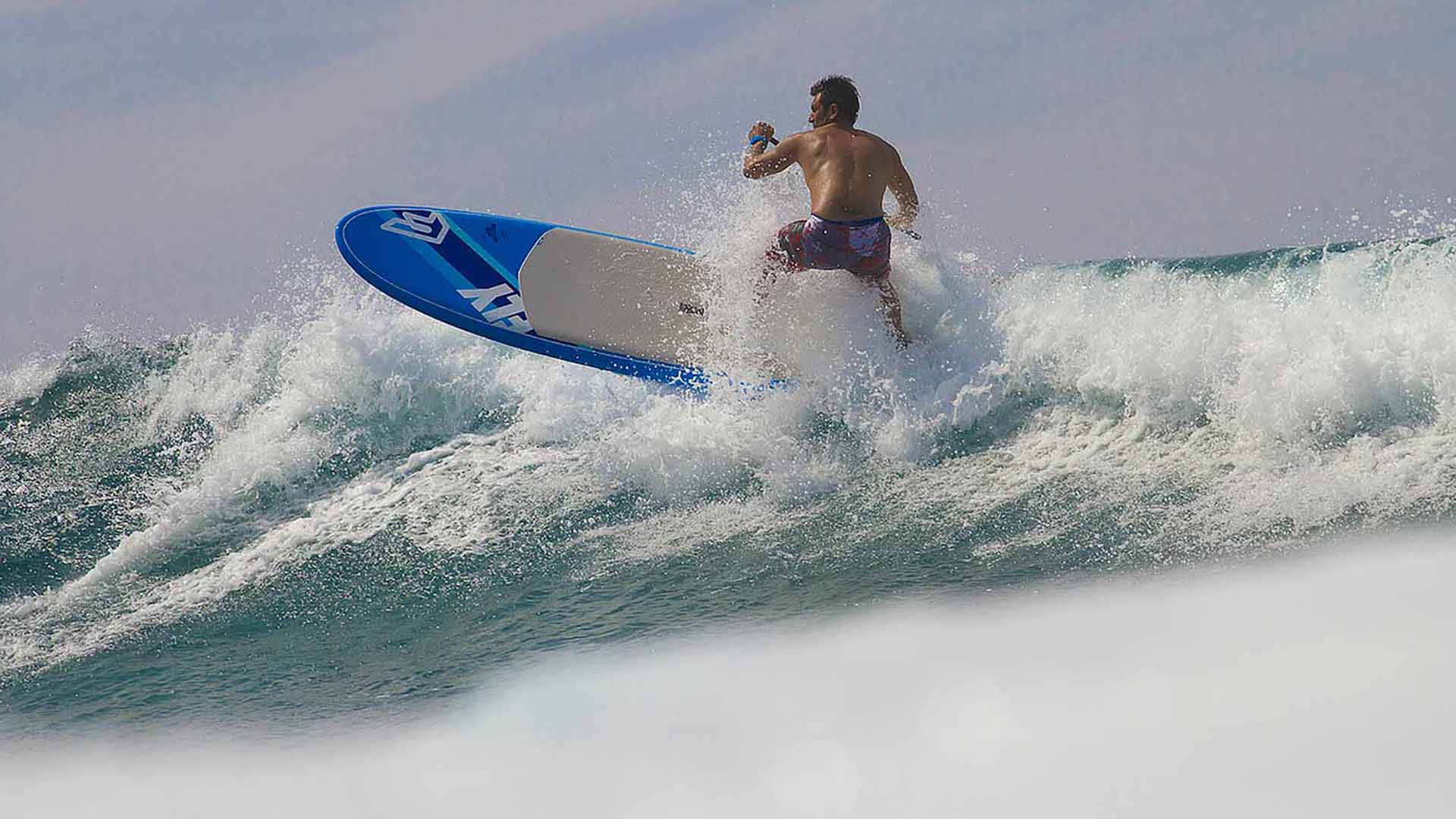 SUP à Moulay