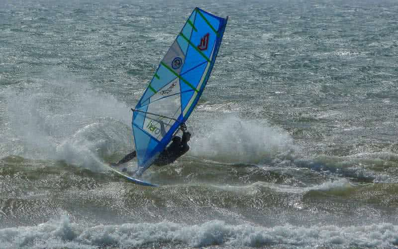 Windsurf à Moulay