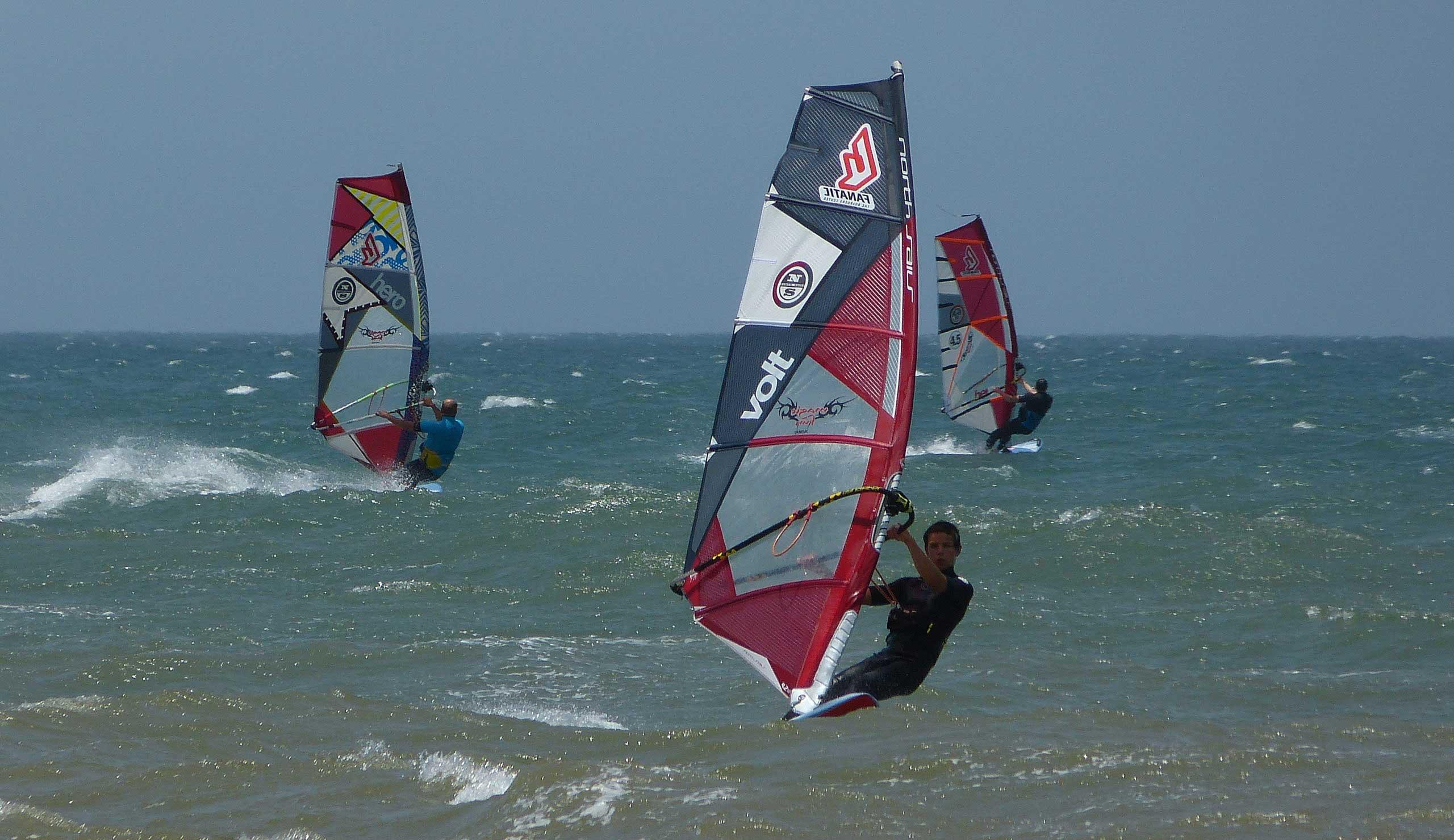 Windsurf Moulay Bouzerktoune