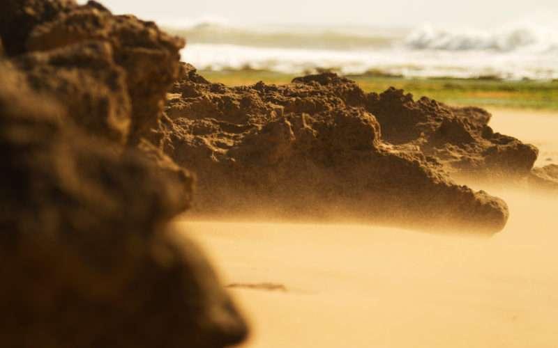 vent et sable