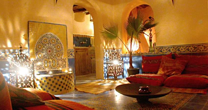 Riad in the Medina